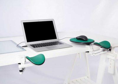 Ergorest ergonomische armsteunen 330.050-350.050
