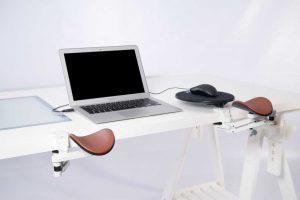 Ergorest ergonomische armsteunen 330.060-350.060, Ergorest forearm supports, Ergorest-Unterarmstützen, Les appuie-bras Ergorest