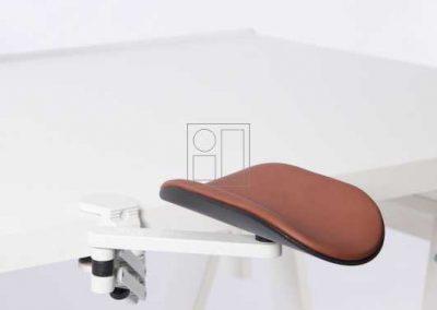 Ergorest ergonomische armsteun 330.061, Ergorest forearm supports, Ergorest-Unterarmstützen, Les appuie-bras Ergorest