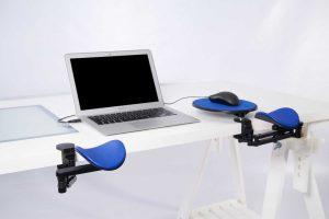 Ergorest ergonomische armsteunen 332.030-352.030, Ergorest forearm supports, Ergorest-Unterarmstützen, Les appuie-bras Ergorest