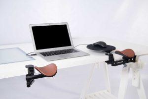 Ergorest ergonomische armsteunen 332.060-352.060, Ergorest forearm supports, Ergorest-Unterarmstützen, Les appuie-bras Ergorest
